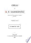 Obras de D.F. Sarmiento: El camino del Lacio. 1899