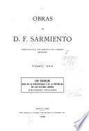 Obras de D. F. Sarmiento