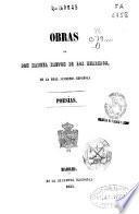 Obras de D. Manuel Bretón de los Herreros: Poesías