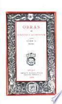 Obras de D. Manuel E. de Gorostiza: Teatro