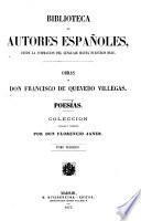 Obras de Don Francisco Quevedo Villegas0