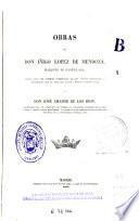 Obras de Don Iñigo Lopez de Mendoza, Marqués de Santillana
