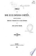 Obras de don Juan Donoso Cortes