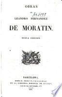Obras de Leandro Fernandez de Moratin