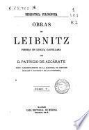 Obras de Leibnitz