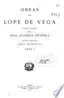 Obras de Lope de Vega: - Vol. 2