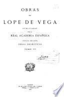 Obras de Lope de Vega: - Vol. 4