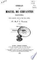 Obras de Miguel de Cervantes Saavedra