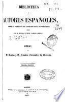 Obras de Nicolás y Lenadro Fernández de Moratín