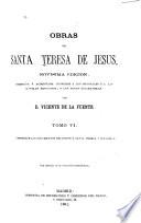 Obras de Santa Teresa de Jesus