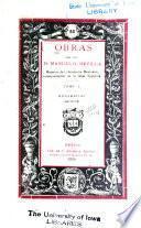 Obras del Lic. D. Manuel G. Revilla: Biografias (artistes)