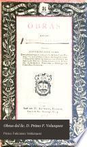 Obras del lic. D. Primo F. Velazquez