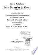 Obras del Mistico Doctor