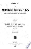 Obras del padre Juan de Mariana, 1