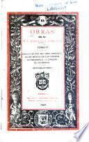 Obras del sr. D. J. Maria Roa Bárcena