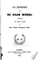 Obras dramáticas de T. Rodríguez Rubí