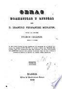 Obras dramáticas y líricas