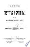 Obras en prosa festivas y satíricas, 2