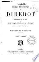Obras escogidas de Diderot