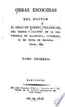 Obras escogidas de Diego de Torres Villarroel