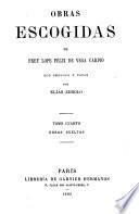 Obras escogidas de Frey Lope Félix de Vega Carpio