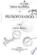 Obras escogidas del filósofo rancio