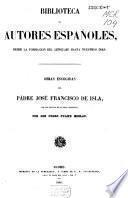 Obras escogidas del José Francisco de Isla