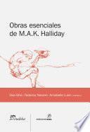 Obras esenciales de M.A.K. Halliday