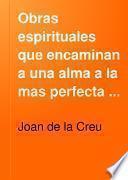 Obras espirituales que encaminan a una alma a la mas perfecta union con Dìos en transformación de amor, 2
