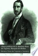 Obras poéticas de D. Mariano Roca de Togores, Marqués de Molins, 1