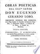 Obras poéticas del Excmo. Sr. Don --- y Varias poesias...(de otros autores)