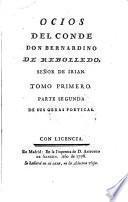 Obras poéticas: pts. 1-2. Ocios
