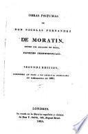 Obras postumas. 2. ed. conforme en todo a la original publicada en Barcelona en 1821