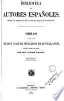 Obras publicadas e inéditas de D. Gaspar Melchor de Jovellanos, 2