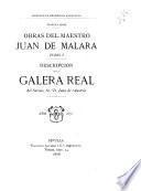 Obras publicadas