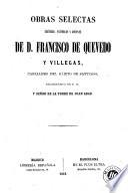 Obras selectas críticas, satíricas y jocosas de D. Francisco de Quevedo y Villegas