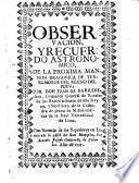 Observacion y recuerdo astronomico de la proxima mansion dragonica de terremotos del reyno del Peru