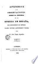 Observaciones sobre la Historia de la Guerra de España, 2