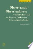 Observando observadores