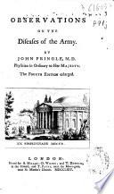 Observations on the diseases of the Army