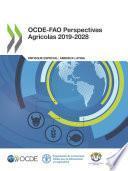 OCDE-FAO Perspectivas Agrícolas 2019-2028