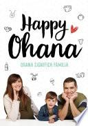 Ohana significa familia