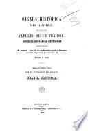 Ojeada histórica sobre el Paraguay, seguido del vapuleo de un traidor, dividida en varias azotainas administradas al estraviad autor de las produciones contra el Paraguay conocido vulgarmente por el nombre de Luciano el Sonso. Obrita en verso y prosa, etc