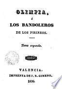 Olimpia ó los bandoleros de los Pireneos, 2
