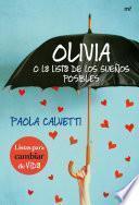 Olivia o la lista de los sueños posibles