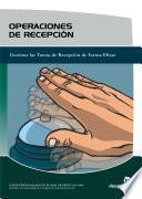 Operaciones de Recepción
