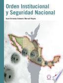 Orden institucional y Seguridad Nacional