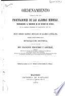 Ordenamiento formado por los procuradores de las aljamas hebreas