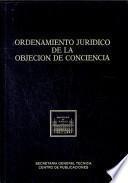 Ordenamiento jurídico de la objeción de conciencia