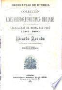 Ordenanzas de minería